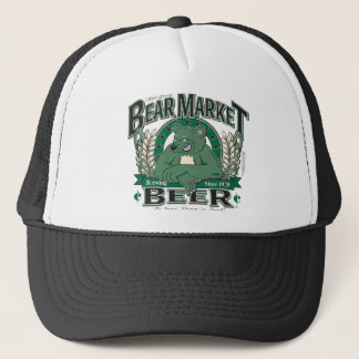 Bear-Market-CNBC-LARGE Trucker Hat