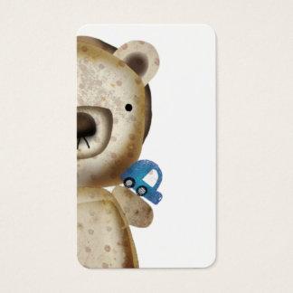 BEAR Mega Kawaii Business cards