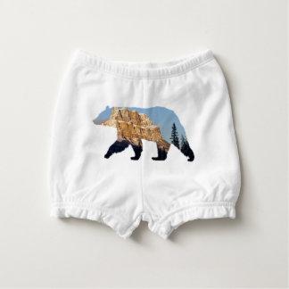 Bear Mountain Diaper Cover