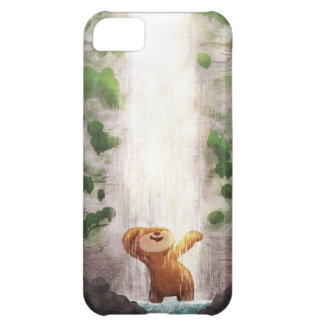 Bear necessities case for iPhone 5C