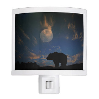 Bear Nightlight Perfect for the Cabin! Nite Lites