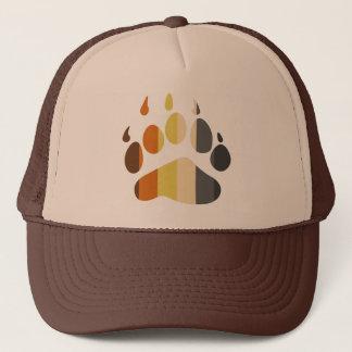 Bear Paw Stripe Cap