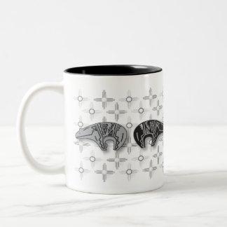 Bear Petroglyph Mug Design 2