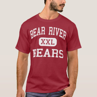 Bear River - Bears - High School - Garland Utah T-Shirt