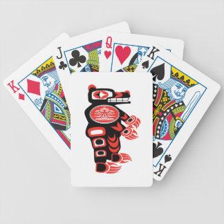Bear Robotics Bicycle Playing Cards