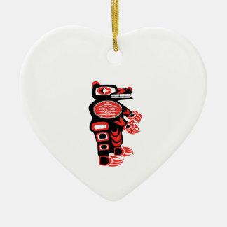 Bear Robotics Ceramic Ornament