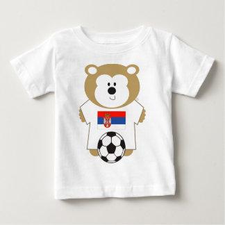 BEAR SERBIA BABY T-Shirt