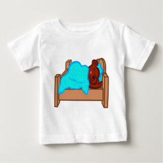 Bear Sleeping Baby T-Shirt