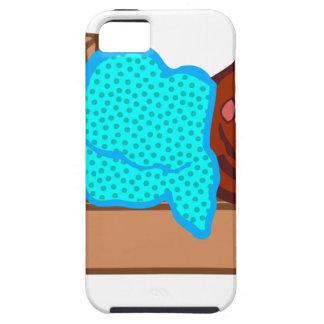 Bear Sleeping iPhone 5 Cases
