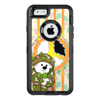 BEAR SOLDIER Apple iPhone 6/6s   OtterBox Defender OtterBox iPhone 6/6s Case