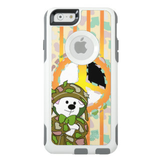 BEAR SOLDIER OtterBox Commuter iPhone 6/6s Case