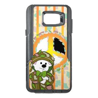 BEAR SOLDIER OtterBox Commuter Samsung Note 5 Case