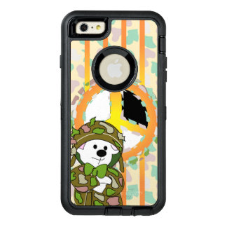 BEAR SOLDIER OtterBox Defender iPhone 6/6s Case