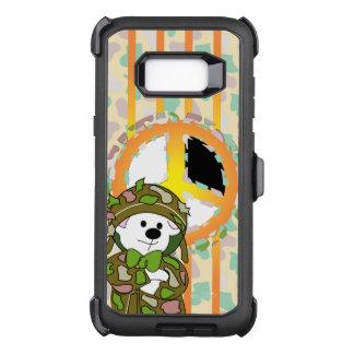 BEAR SOLDIER OtterBox Defender Samsung Galaxy S8+C OtterBox Defender Samsung Galaxy S8+ Case