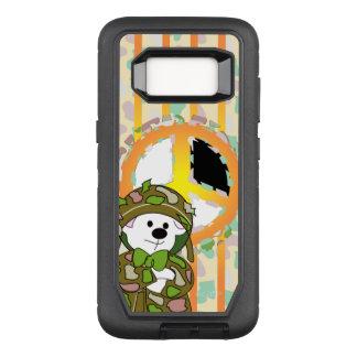BEAR SOLDIER OtterBox Defender Samsung Galaxy S8 C OtterBox Defender Samsung Galaxy S8 Case