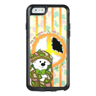 BEAR SOLDIER OtterBox Symmetry iPhone 6/6s Case