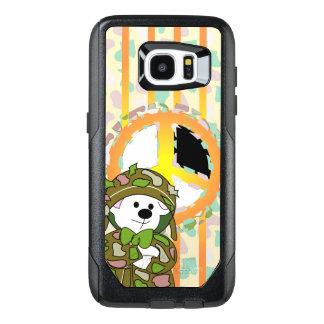 BEAR SOLDIER Samsung Galaxy S7 Edge