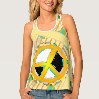 BEAR SOLDIER Women's All-OverPrint Racerback Tank2 Tank Top