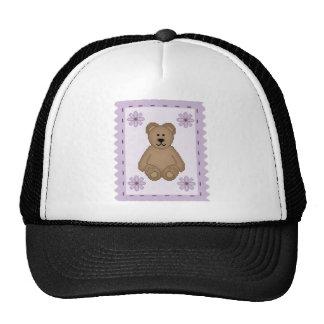 Bear Stamp Hat