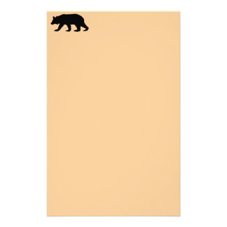 Bear Stationery