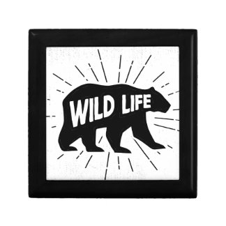 Bear - Stay wild Gift Box