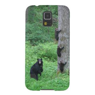 Bear & Three Cubs - Samsung Nexus Case- Reitzner Cases For Galaxy S5