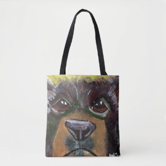 Bear Tote Bag  (Customizable)