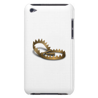 Bear Trap Barely There iPod Cover