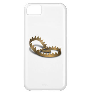 Bear Trap iPhone 5C Cover