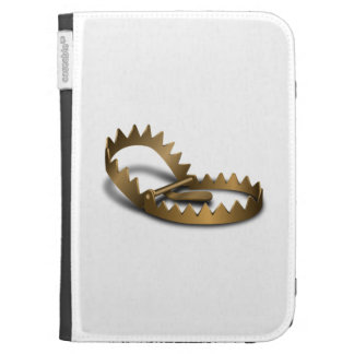 Bear Trap Kindle 3 Cases