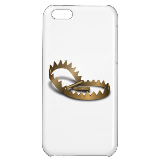 Bear Trap iPhone 5C Cases