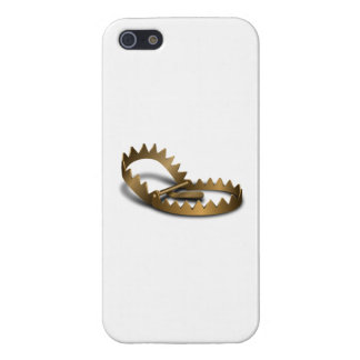 Bear Trap Case For iPhone 5
