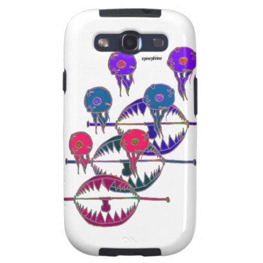 """Bear Trap"" Samsung Galaxy S3 Case"