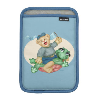 BEAR TURTLE CARTOON iPad Mini iPad Mini Sleeve