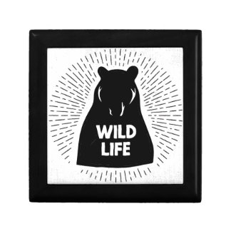 Bear - Wild life Gift Box