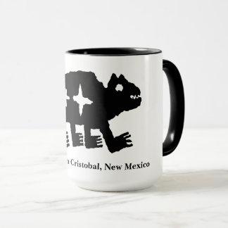 Bear with enclosed stars, Constellation Mug
