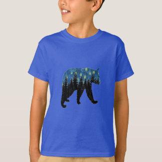 bear with fireflies T-Shirt