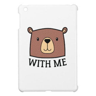 Bear With Me iPad Mini Cases