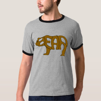 Bear Word Color T-Shirt