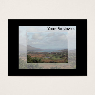 Beara Peninsula, Ireland. Scenic View. Business Card