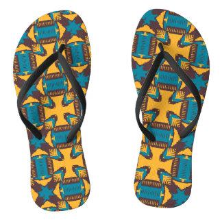Bearclaw Flip Flops