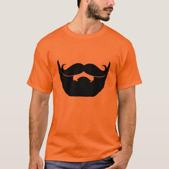 Beard and Moustache T-Shirt