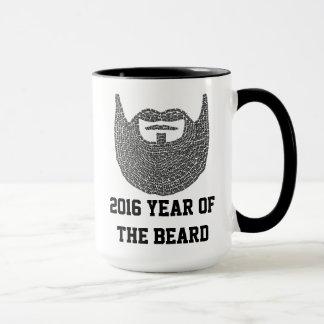 Beard Art 2016 Mug