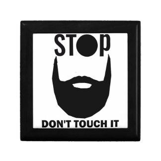 beard design gift box