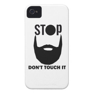 beard design iPhone 4 Case-Mate case