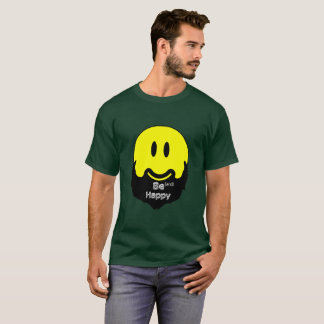 Beard Happy T-Shirt