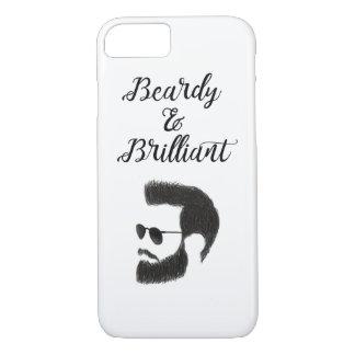Beard Man iPhone 8/7 Case