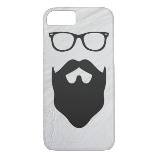 Beard Nerd iPhone 8/7 Case
