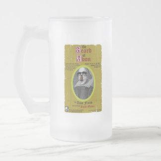 Beard of Avon Frosted Mug