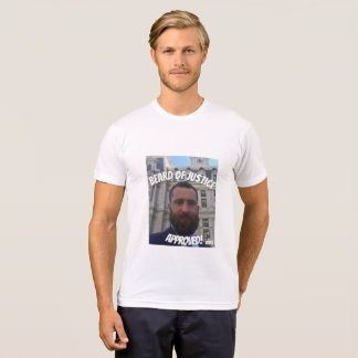 Beard of Justice T-Shirt